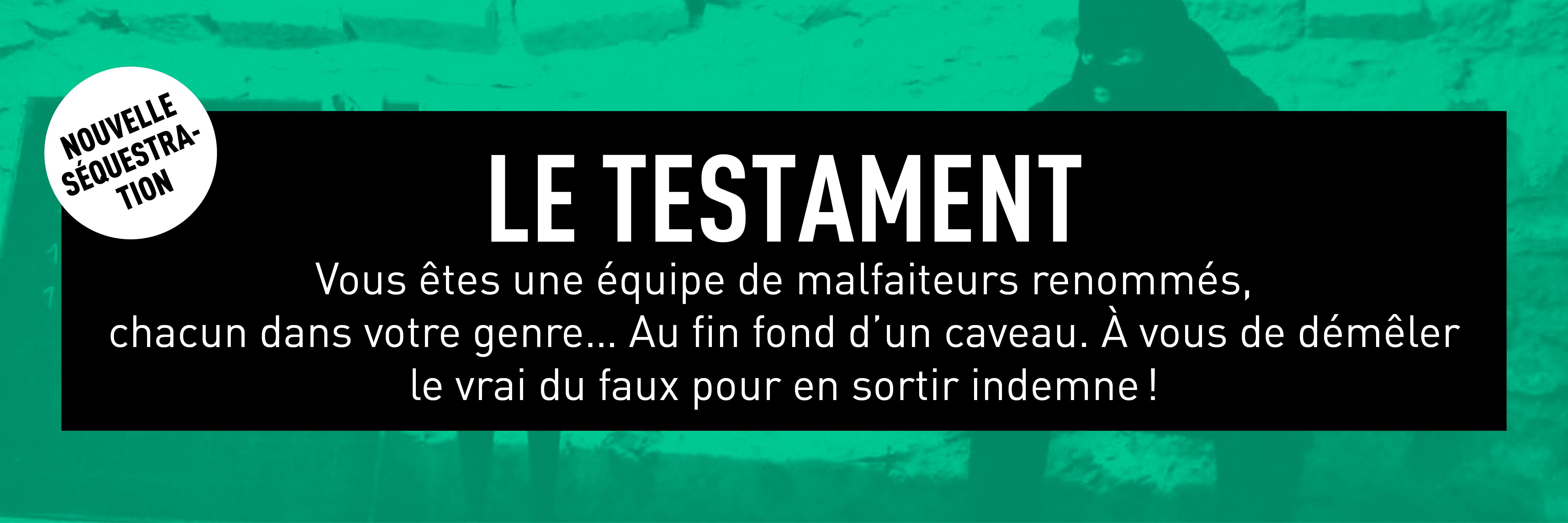 Actus_LeTestament